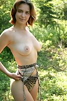 Abrianna Early Topless Pics - Picture 1