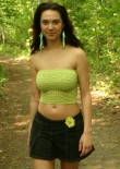 Abrianna Poses For Some Snappy Outdoor Upskirts - Picture 7
